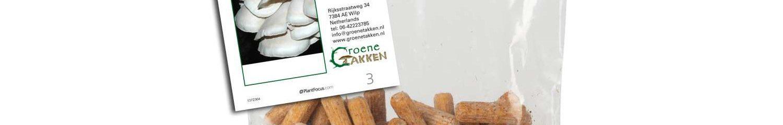 Bleke oesterzwam deuvelbroed voor 3 – 4 stammen