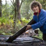 Groene Takken; eetbaar hout kwekerij van Pip Gilmore. Foto: M. Meijer zu Schlochtern