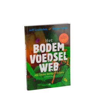 Boek Bodem Voedselweb